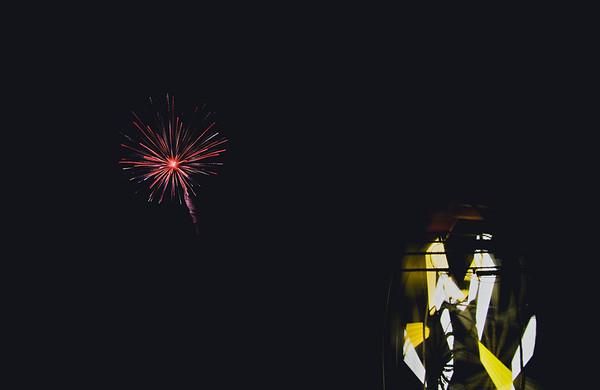 "Fireworks ""07"